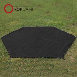 육각텐트 그라운드시트 5인용 방수포 캠핑 용품