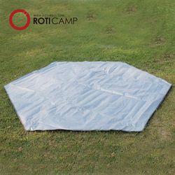 빅패밀리텐트 그라운드시트 6인용 방수포 캠핑 용품