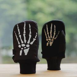 스노우보드장갑 뼈
