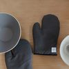 [basic series] oven gloves [charcoal]