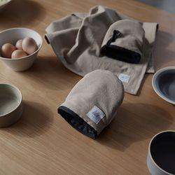 [basic series] mini gloves [beige]