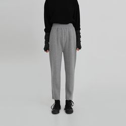 easy pad knit pants (2colors)