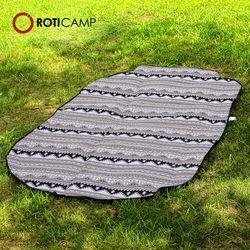 캐노피 팝업텐트 카펫시트 4인용 캠핑 용품
