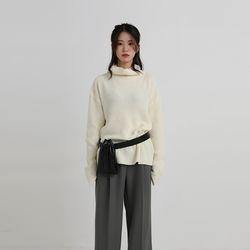 base loose pola knit (4colors)