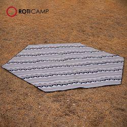육각텐트 카펫시트 5인용 캠핑 용품
