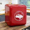 레트로 인테리어 냉장고 44L classic red DGR-812R