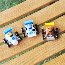 [한스] 냉장고나라 꼬마자동차 12종세트 (611HFR1MBD)