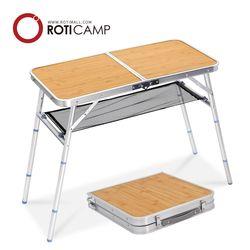 미니슬림 프리미엄 접이식 테이블 캠핑 낚시 용품