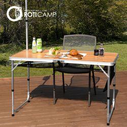 와이드 폴딩 접이식 테이블 1200 캠핑 낚시 용품