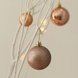 크리스마스 믹스볼 6cm (8개set) [2color]