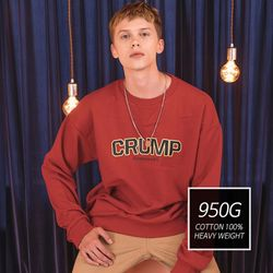 [기모] 950g Crump soft sweat shirt(CT0175-2)