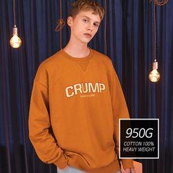 [기모] 950g Crump soft sweat shirt(CT0175-1)