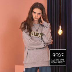 [기모] 950g Crump soft sweat shirt(CT0175)