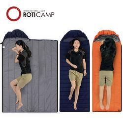 잠베아 침낭 고급형 낚시 캠핑 용품