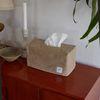 wuseoul [basicseries] tissue case [beige]
