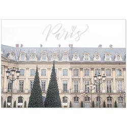 파리 산책길 - 인테리어포스터 (A4)