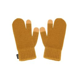 FENNEC KNIT TIMI GLOVES - CAMEL
