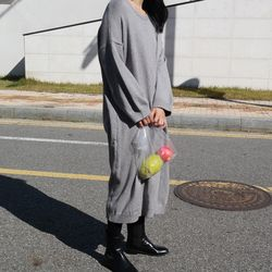 Mochi knit long ops
