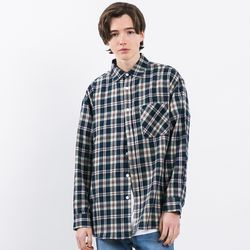 18Ffw 플루크 기모 타탄체크 셔츠 FLS018C905