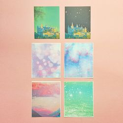 Sticker Pack - Dreamy Land Series
