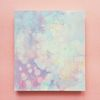 Lilac Rain Card Pad