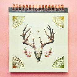 Egyptian Journal - Deer (Plain)