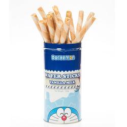 도라에몽 웨이퍼 스틱 바닐라 밀크맛 125g (틴케이스)