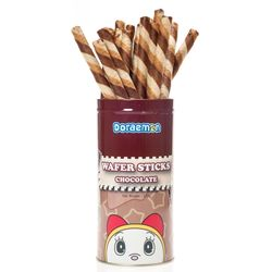 도라에몽 웨이퍼 스틱 초콜릿맛 125g (틴케이스)