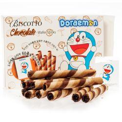 도라에몽 웨이퍼 스틱 초콜릿맛 60g