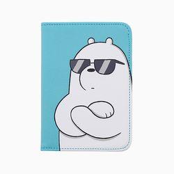 위 베어 베어스 여권케이스 - 선글라스 아이스베어