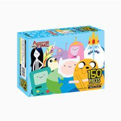 어드벤처 타임 직소 퍼즐 150 메탈 행복
