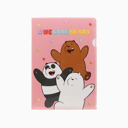위 베어 베어스 파일폴더 - WE BARE BEARS