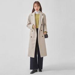 choice double long coat