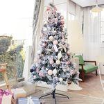 노팅힐 크리스마스 트리 180cm (앵두전구3개추가)