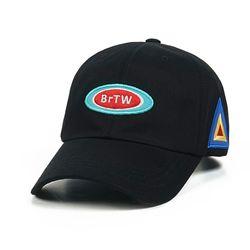 RACE BASEBALL CAP BLACK