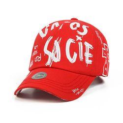 FRANKLIN BASEBALL CAP RED