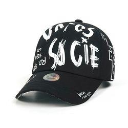 FRANKLIN BASEBALL CAP BLACK