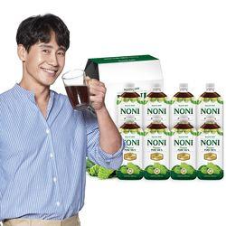 순수 노니 주스 원액 1000ml 2입 선물세트X4세트