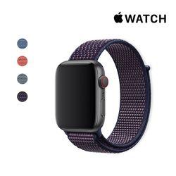 [Apple] 애플정품 애플워치 스포츠 루프밴드 (38 40mm)