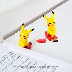 정품 포켓몬스터 피카츄 USB메모리 PUM-F01 (64GB)