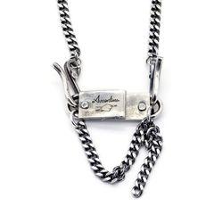 아벤투라 18AN-03 Avventura two hook Belt necklace
