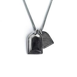 아벤투라 18AN-07 cemetery necklace