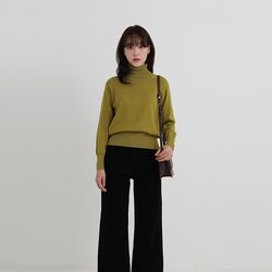 ground pola knit (5colors)