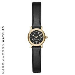 MJ1585 가죽밴드 여성시계