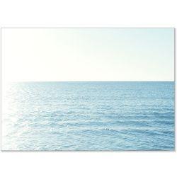 스트레스를 낮춰주는 바다사진 포스터2 (A4)