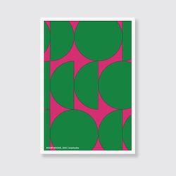 [포스터] MOONY MOONIE PINK (A3)