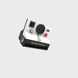 모지파워 카메라 휴대용 보조배터리