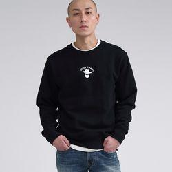 아카릿 3305-미니 존패리(블랙)크루넥 스웨트셔츠