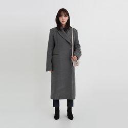 queen stitch double coat (2colors)