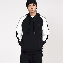 카루도 3105-액티브 래글런(블랙)후드 스웨트셔츠